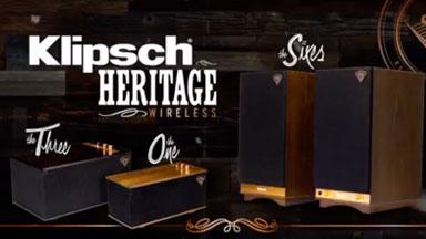 Klipsch Heritage Wireless Family