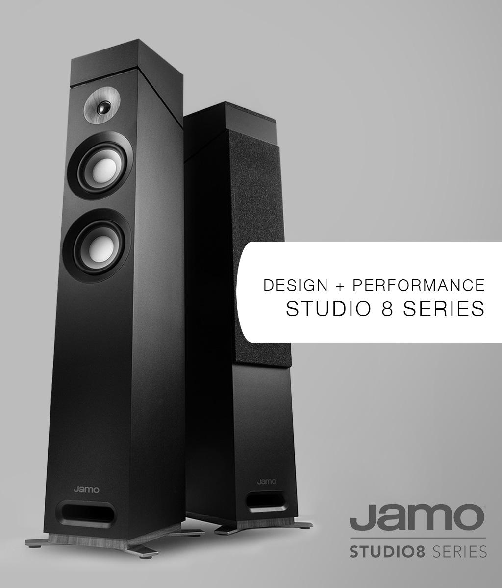 Jamo Studio8 series